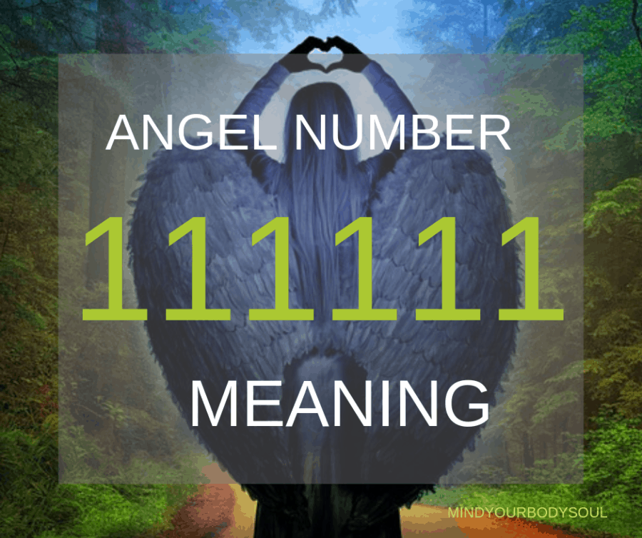 Angel Number 111111 And It's Meaning