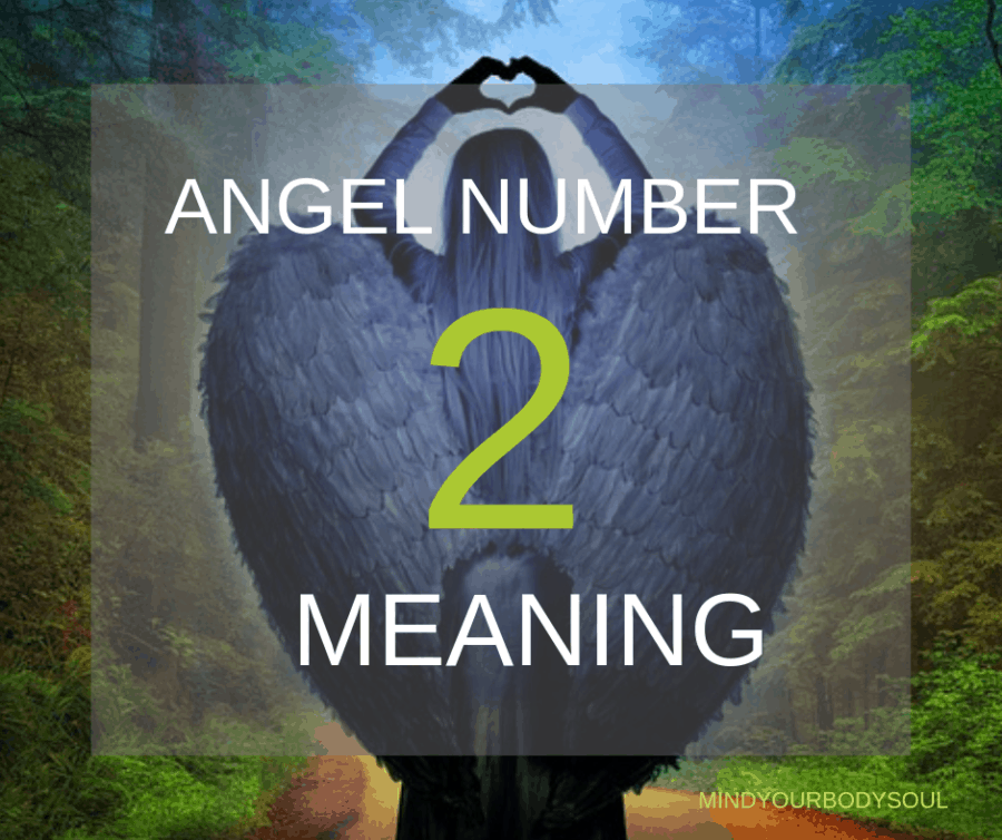 Angel Number 2: It's Meaning And Symbolism.
