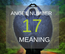 Meaning of angel number 17