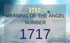 1717 Angel Number Meaning And It's Impact On Your Life