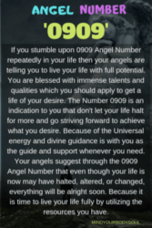 0909 Angel Number: Live Your Life To Optimum Limit