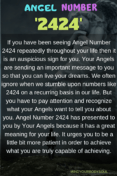 2424 Angel Number: Its Meaning And Symbolism
