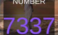 7337 Angel Number