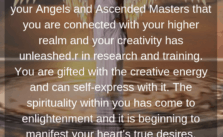 0003 Angel Number is a message from your Angels and Ascended Masters that you are connected with your higher realm and your creativity has unleashed.