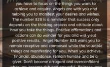 When you see the 828 Angel Number on a regular basis then it is a message from your Angels that you have to focus on the things you want to achieve and acquire. Angels are with you and helping you to manifest your desires and wishes.