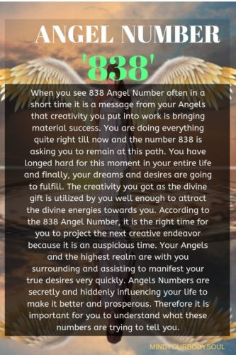 4 meaning angel number