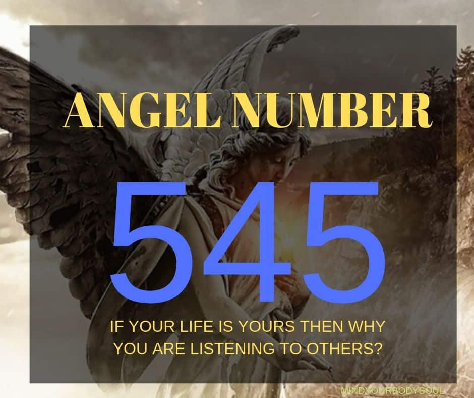 Did you just see the 545 Angel Number and has many questions in your mind? Are you seeing the number 545 every now and then? If yes, it is an important message from the Angels.