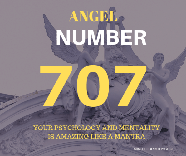 707 Angel Number Meaning