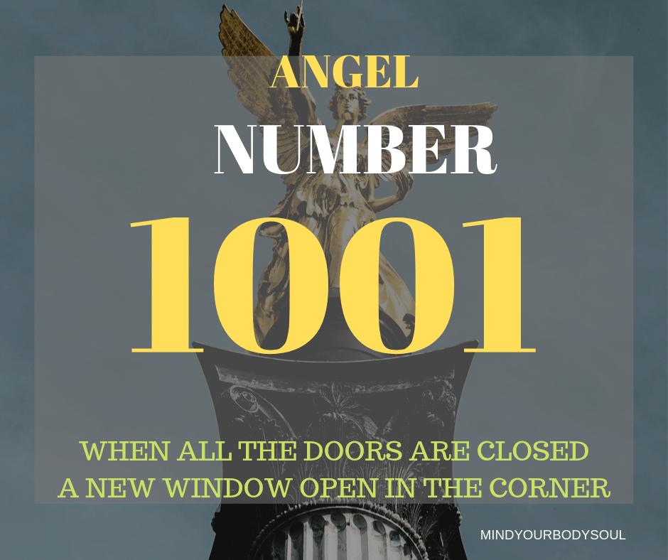 1001 Angel Number