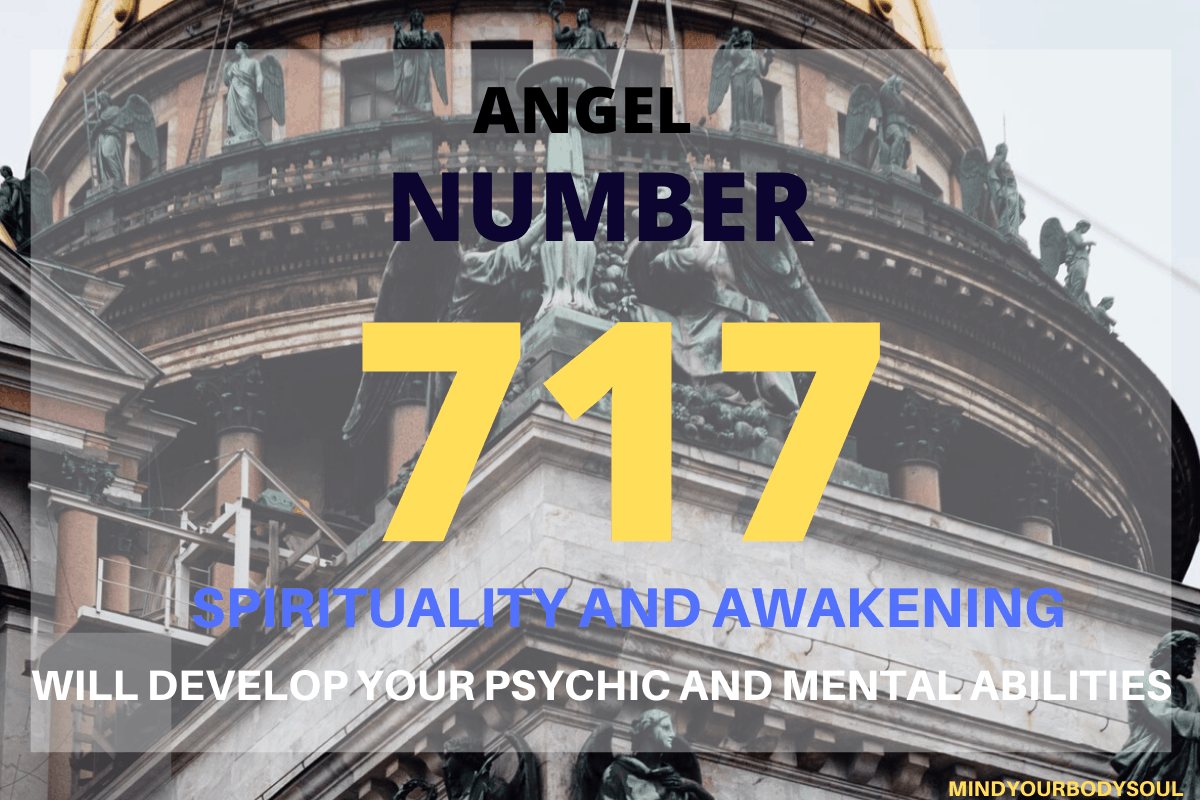 Angel Number 717 is telling you to start something new or to learn new skills and taking a new course. Angels are presenting you with the opportunities before you to grab in the form of changes and beginnings.