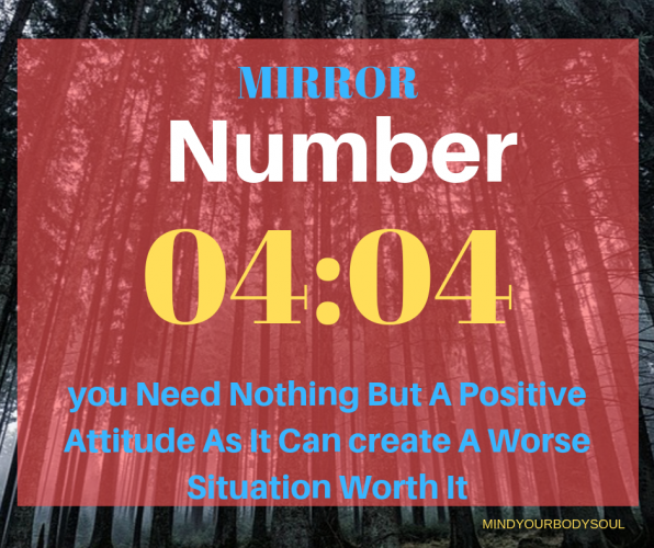Mirror number 04:04 has many meanings and reasons to come into your life. It wants s to tell you about your life enhancements and way to escalate the progress.
