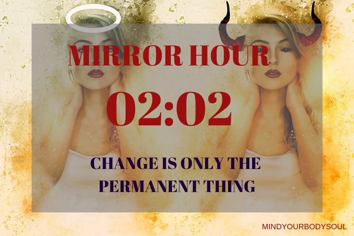Mirror Hour 02:02 Meaning