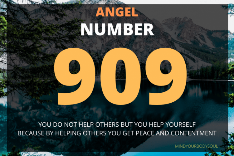 Angel Number 909 brings you the message from your Angels that your dreams and desires are coming true really soon. All the hard works with patience you have done are bringing its fruit.