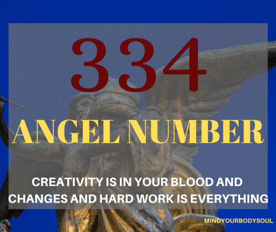 334 Angel Number