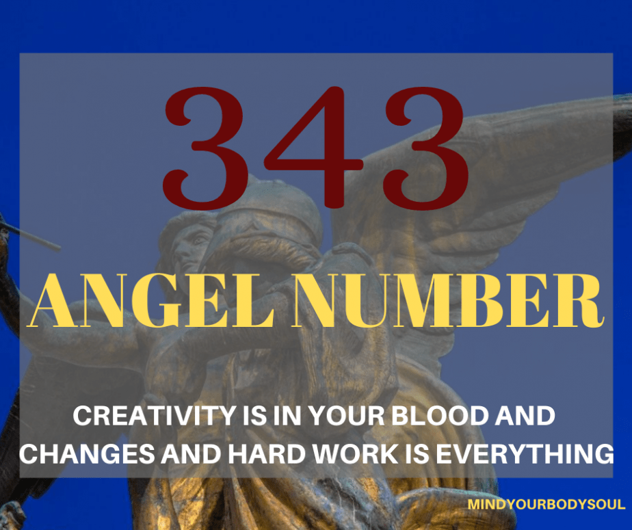 343 Angel Number