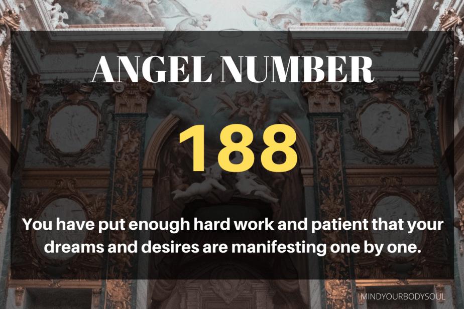 188 Angel Number