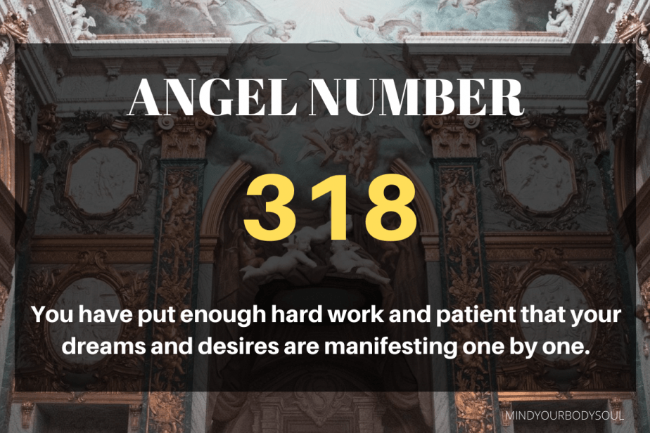 318 Angel Number