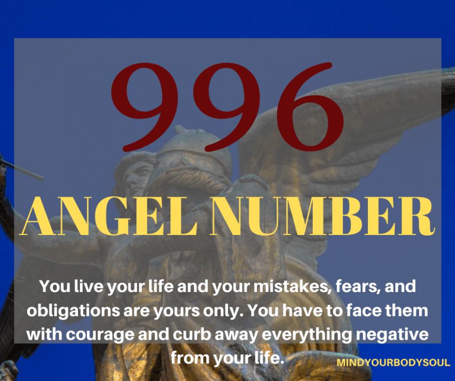 996 Angel Number