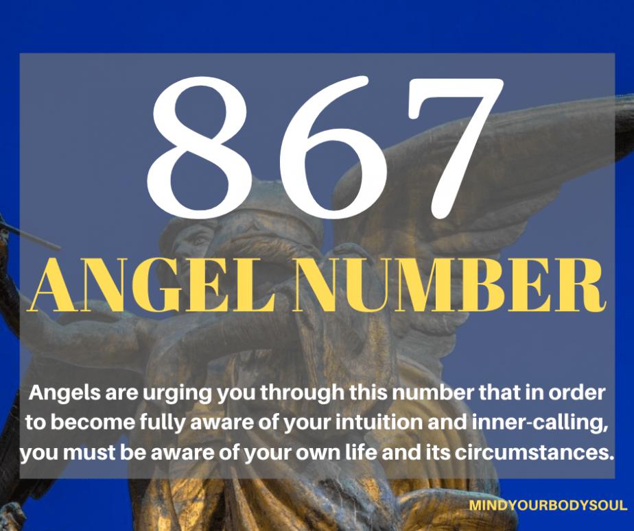 867 Angel Number