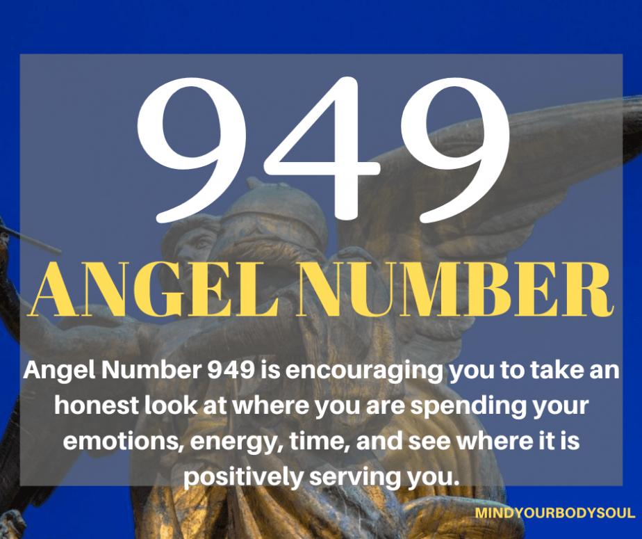 949 Angel Number