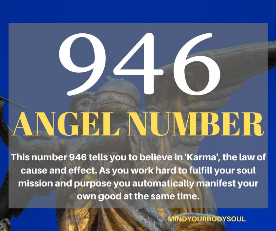 946 Angel Number