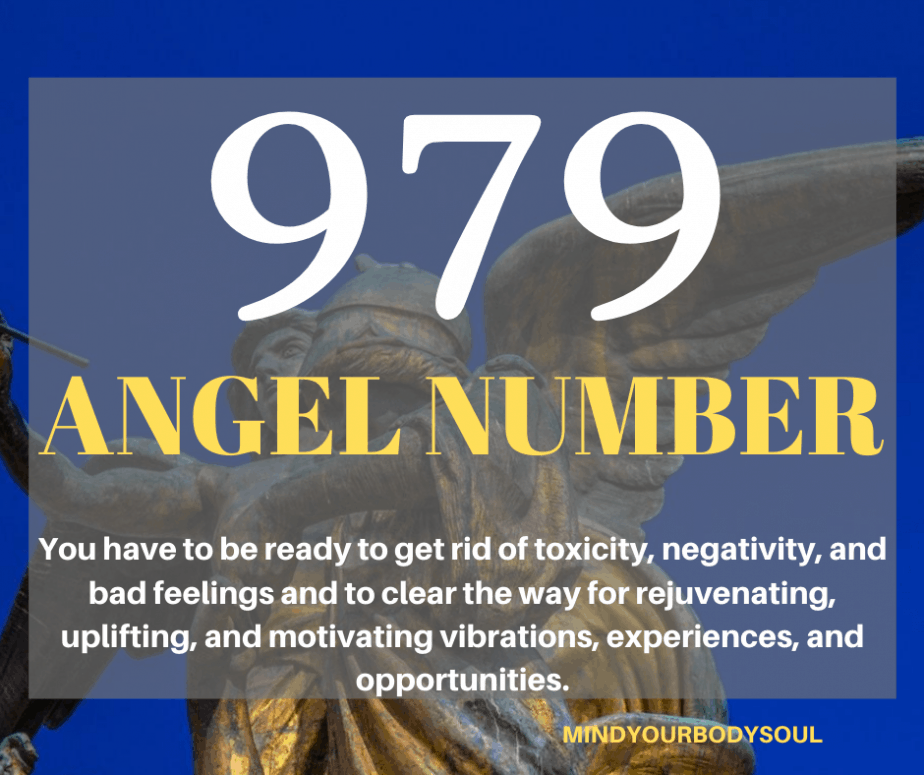 979 Angel Number
