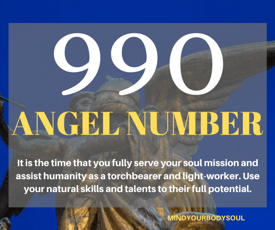 990 Angel Number