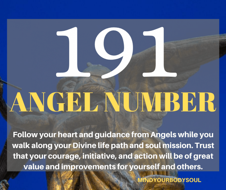 191 Angel Number