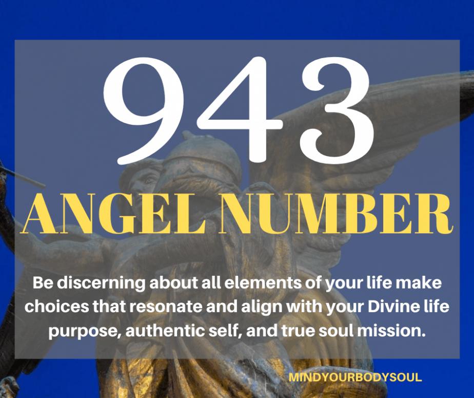 943 Angel Number