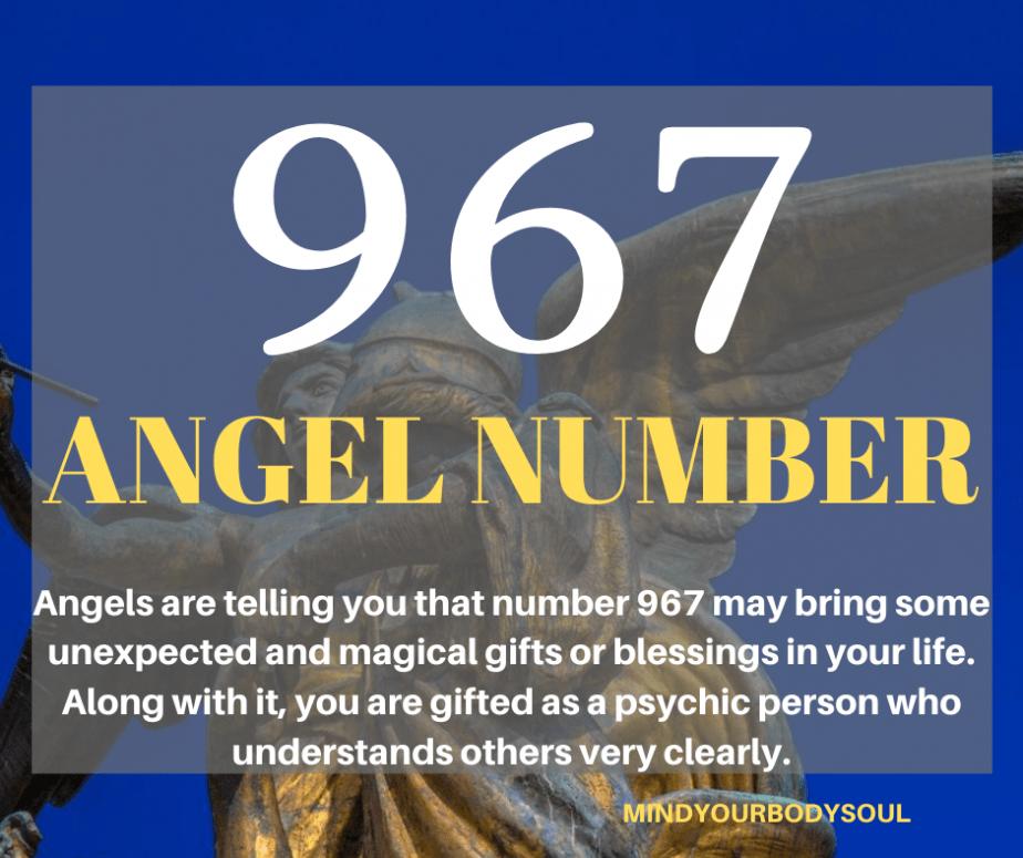 967 Angel Number
