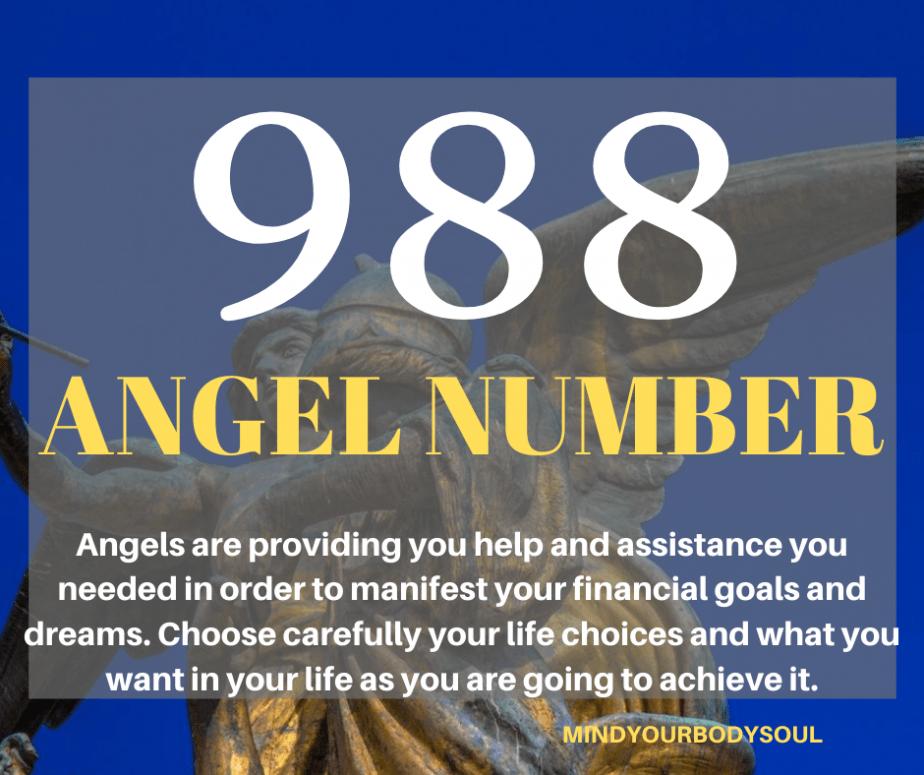 988 Angel Number