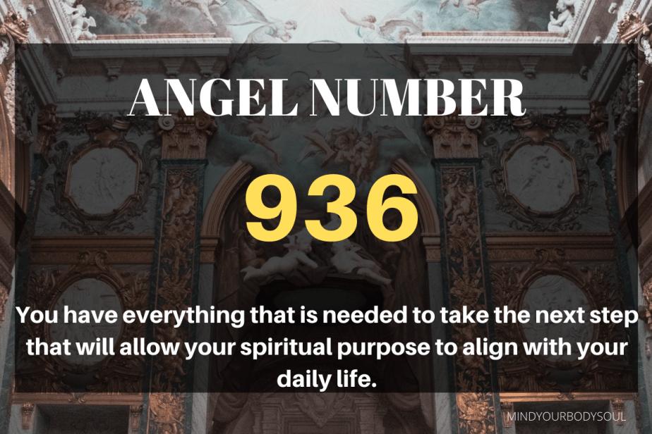 936 Angel Number