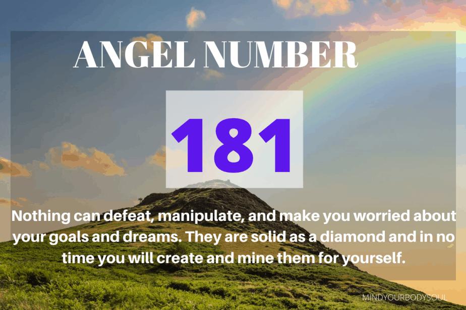 181 Angel Number