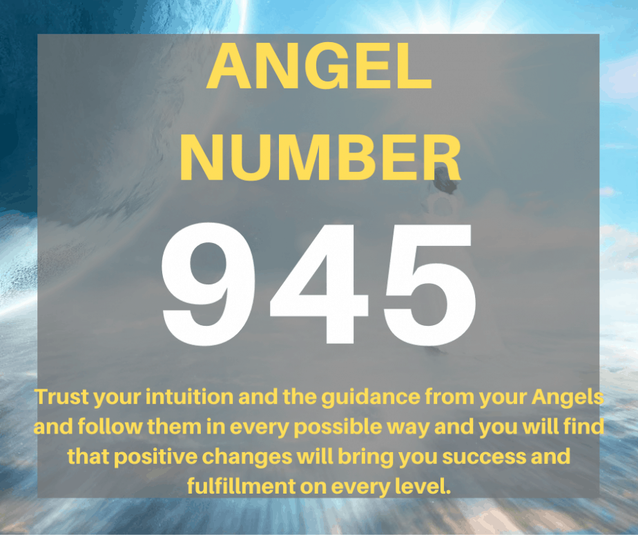 945Angel Number