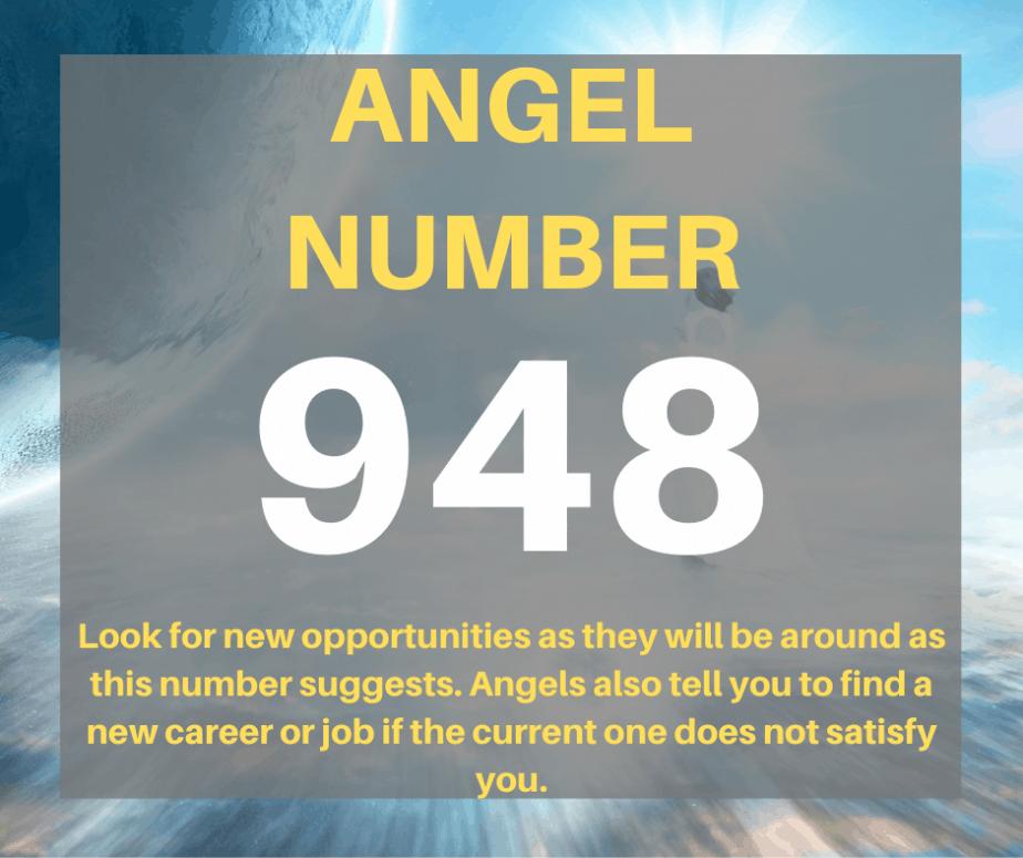 948 Angel Number