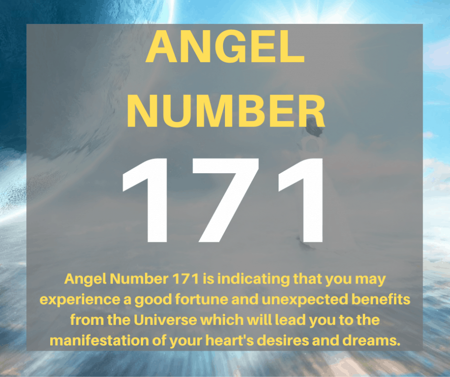171 Angel Number