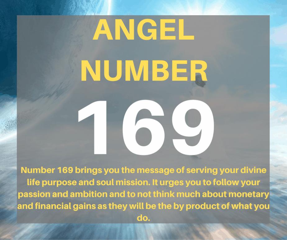 169 Angel Number