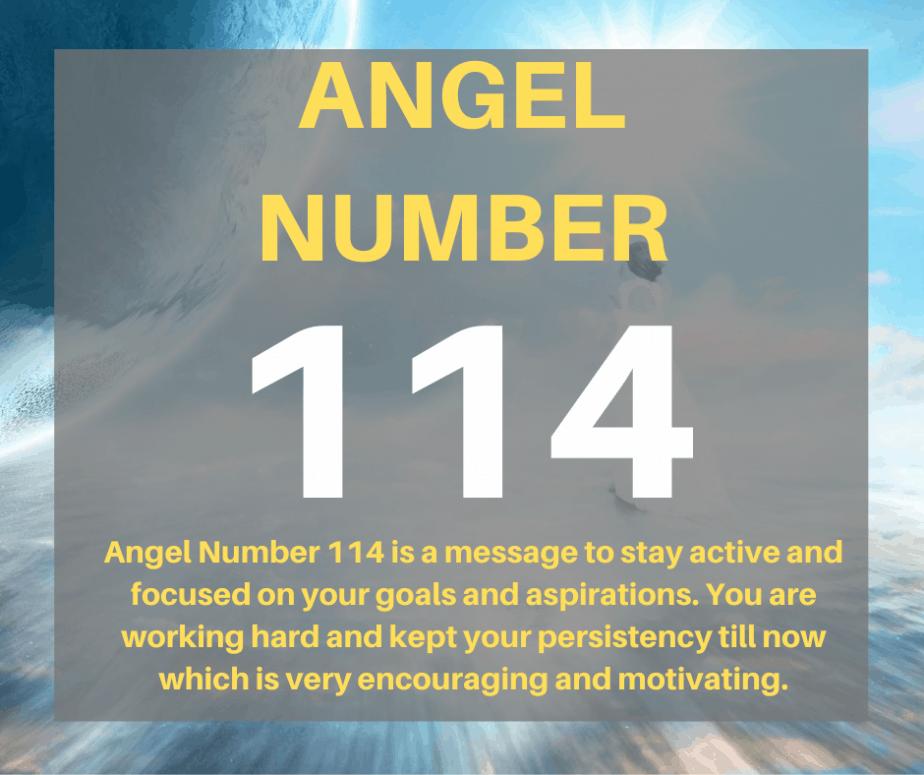 114 Angel Number