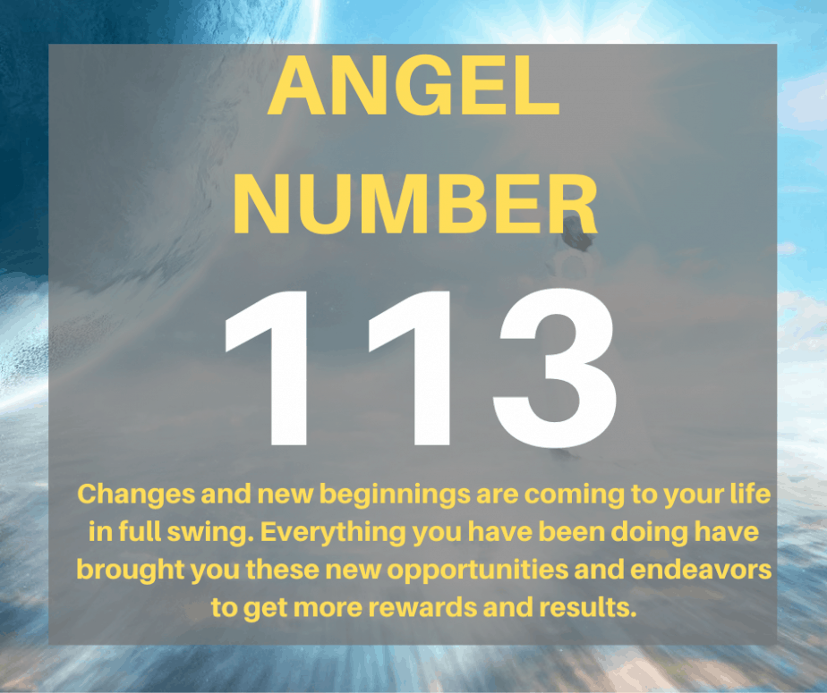 113 Angel Number