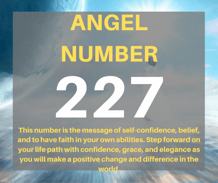 227 Angel Number