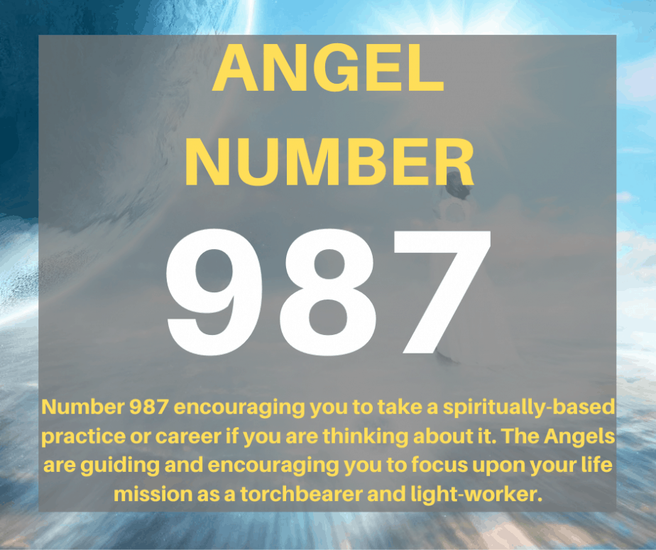 987 Angel Number