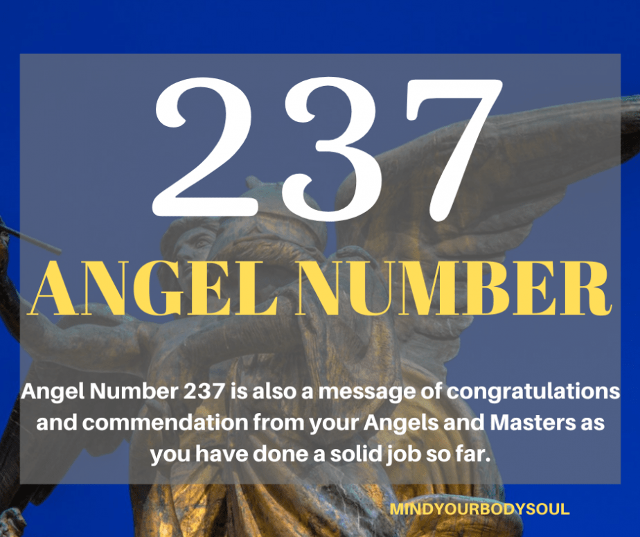 237 Angel Number