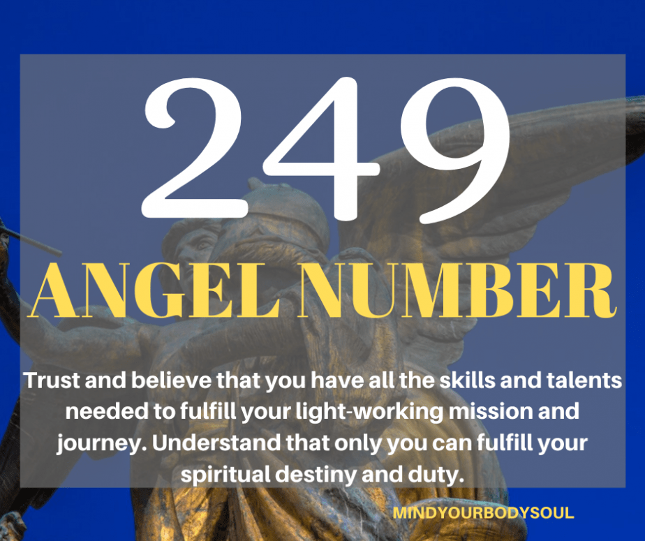 249 Angel Number