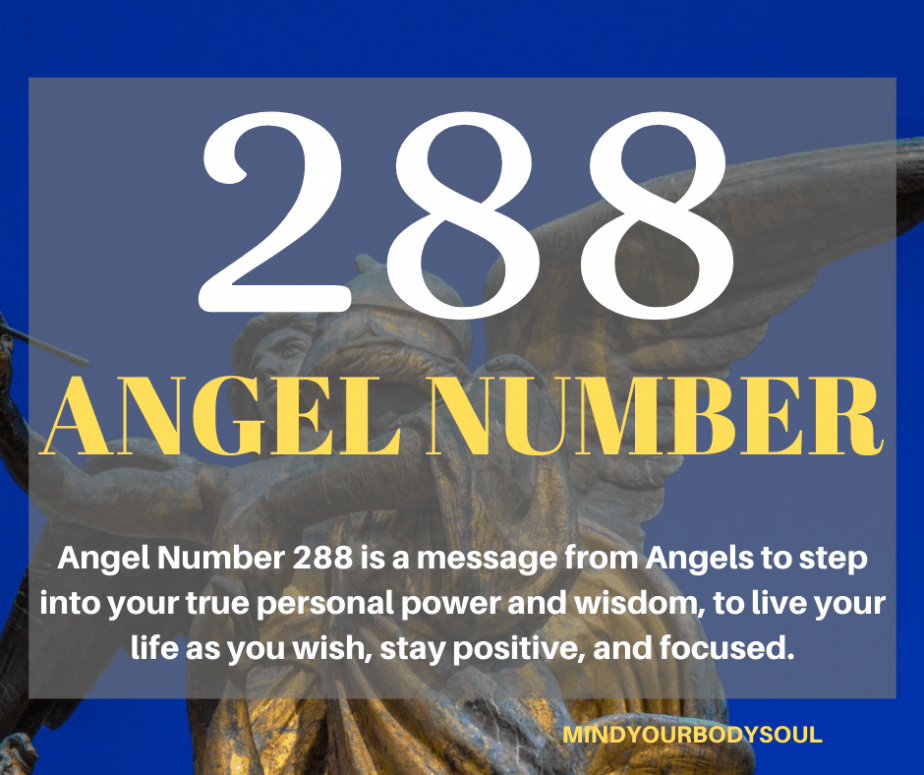 288 Angel Number