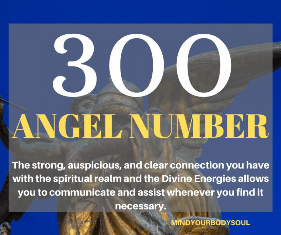 300 Angel Number