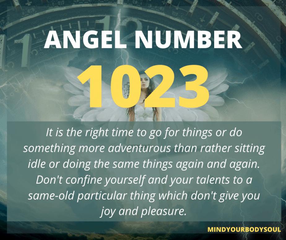 1023 Angel Number
