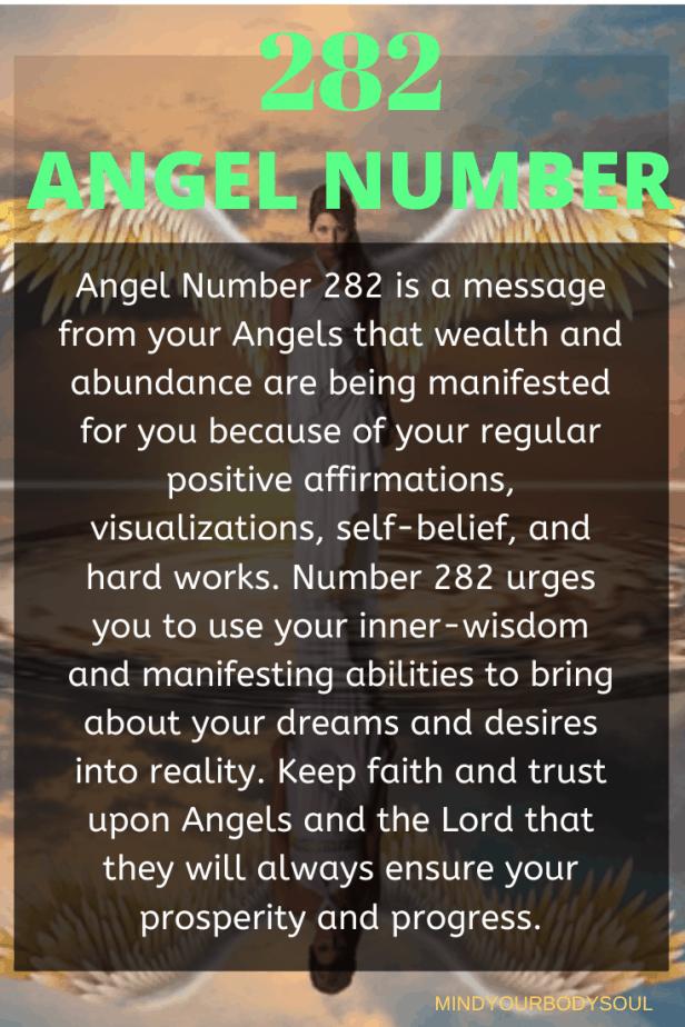282 Angel Number