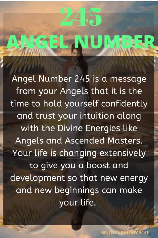 245 Angel Number
