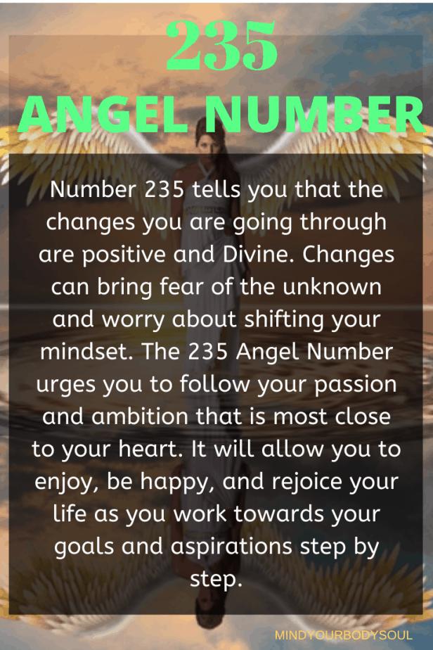 235 Angel Number