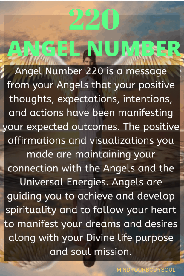 220 Angel Number